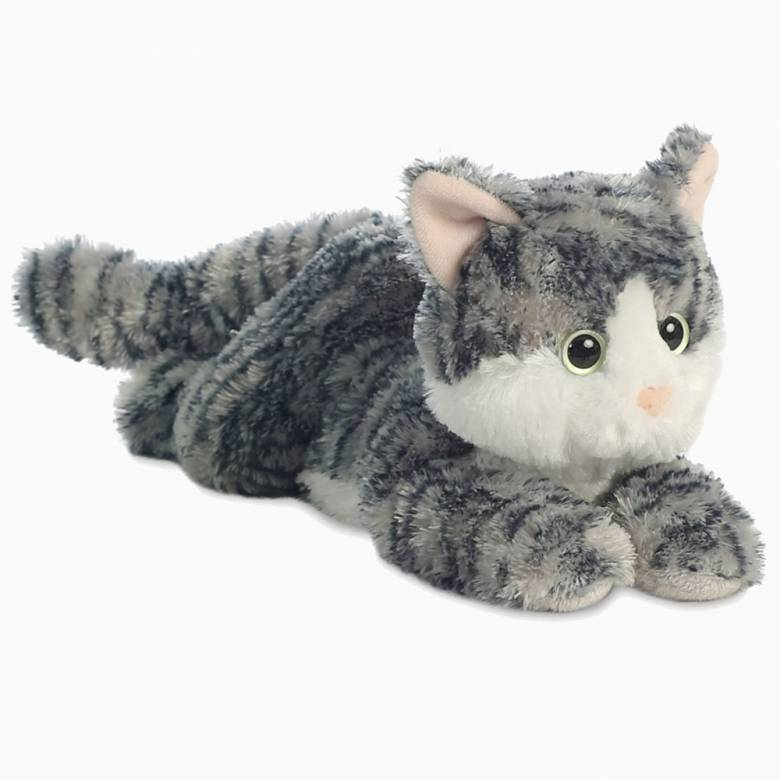 Lily Cat Flopsie Soft Toy 0+