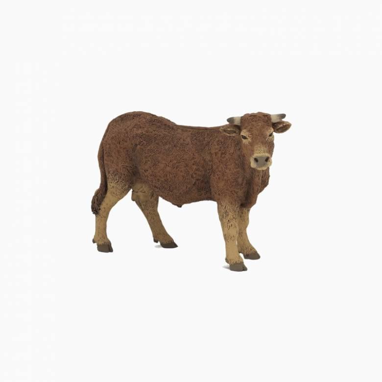 Limousine Cow - Papo Farm Animal Figure