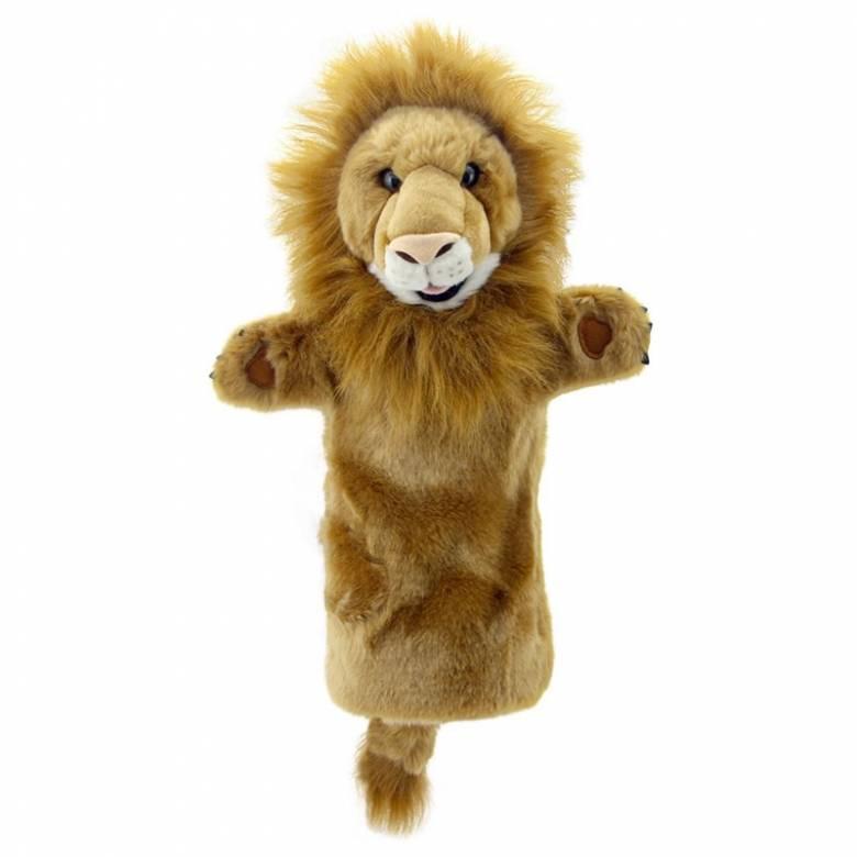 Lion - Long Sleeved Glove Puppet 1+
