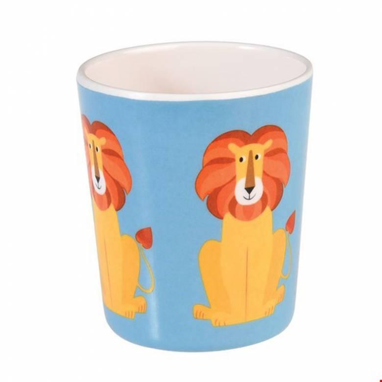 Lion Melamine Beaker