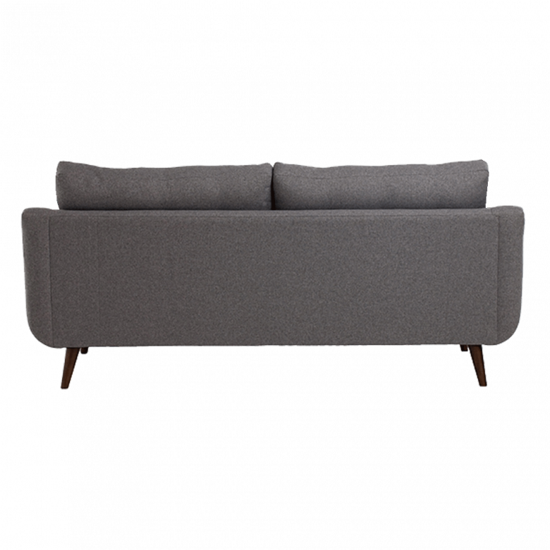 Lisbon Small Sofa by Whitemeadow - Fabric Grade A