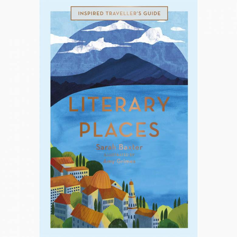 Literary Places - Hardback Book