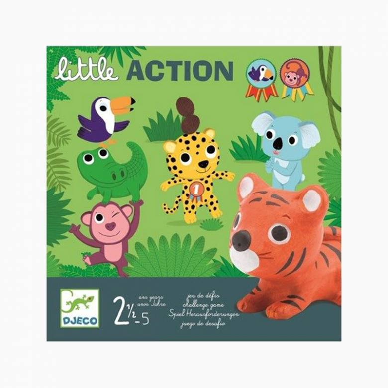 Little Action Game By Djeco 2+