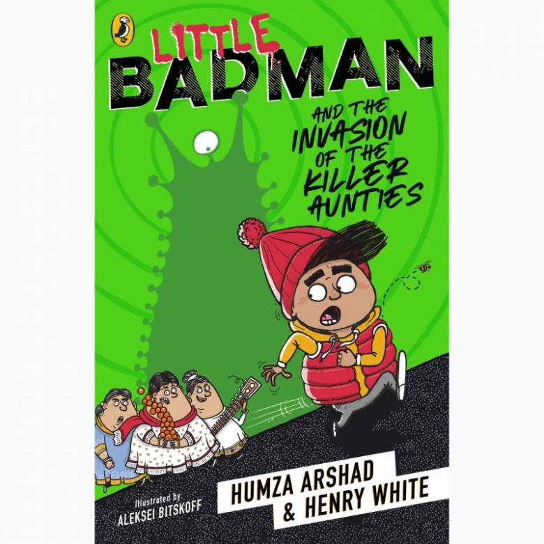 Little Badman - Paperback Book