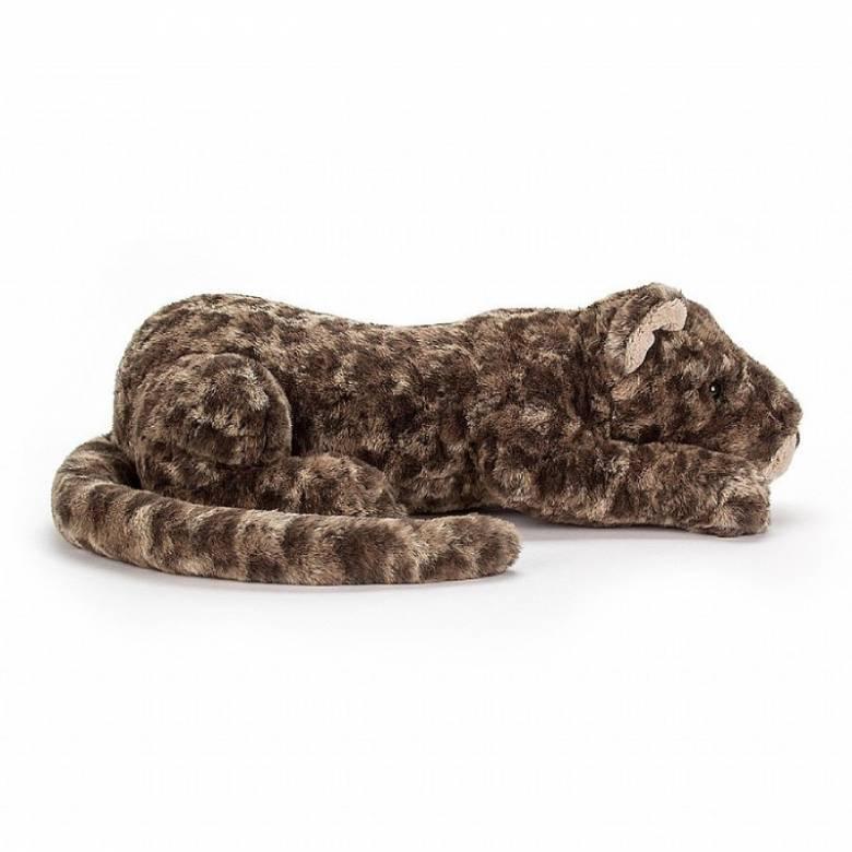 Little Lexi Leopard Soft Toy By Jellycat