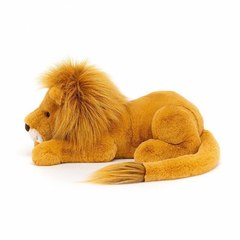 Little Louie Lion Soft Toy By Jellycat 1+