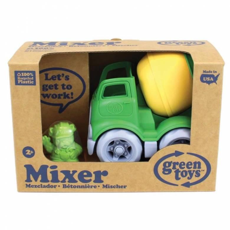 Little Mixer Truck By Green Toys 2+