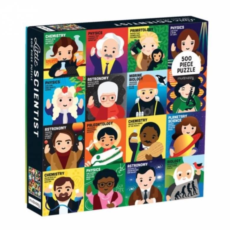 Little Scientist 500 Piece Jigsaw Puzzle