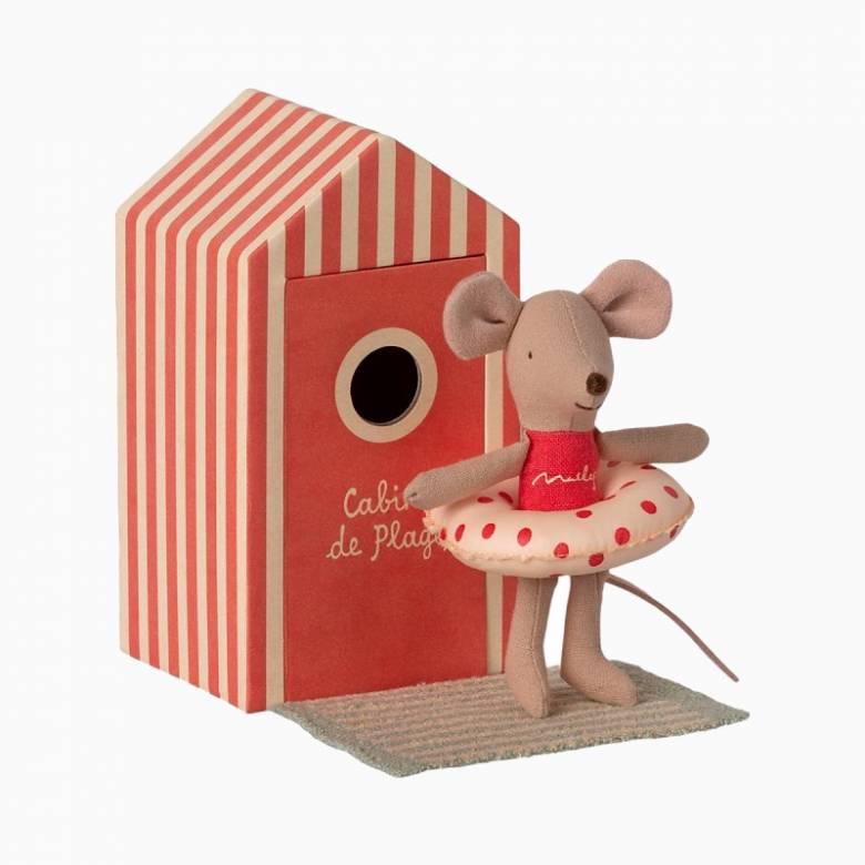 Little Sister Mouse In Beach Cabin Beach Mice 3+