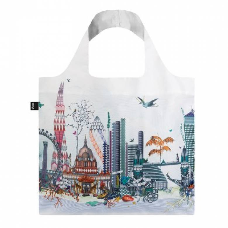 KRISTJANA S WILLIAMS London - Reusable Tote Bag With Pouch