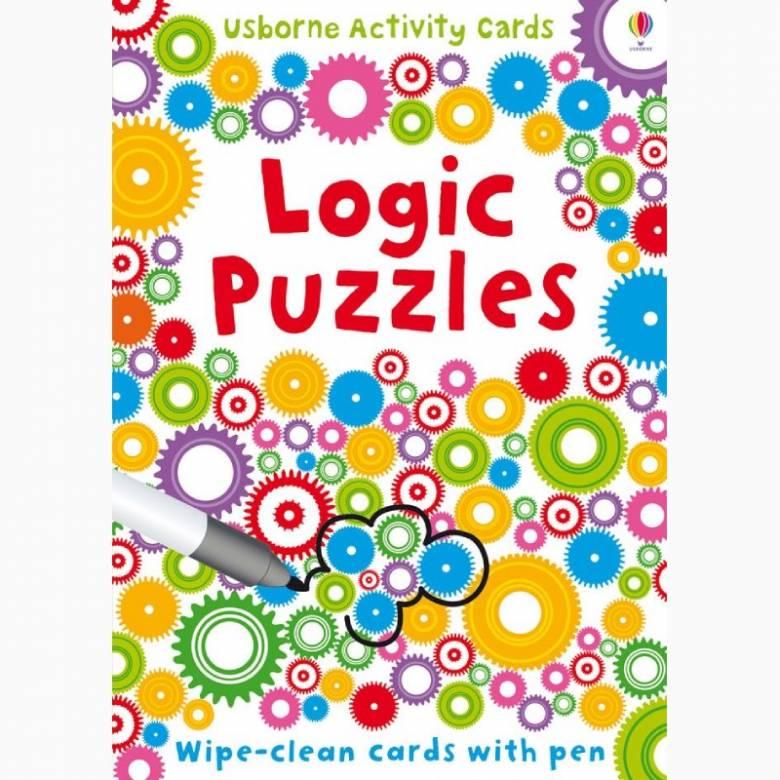 Logic Puzzles - Activity Cards