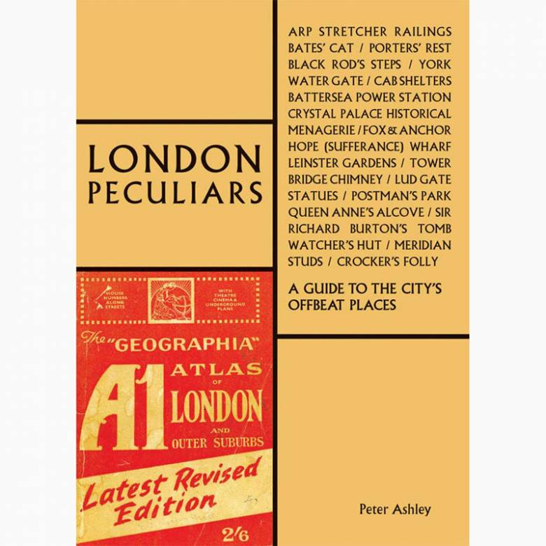 London Peculiars - Paperback Book