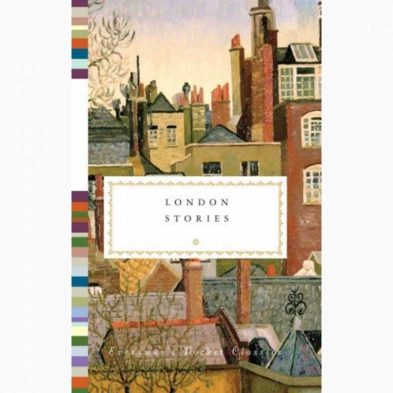 London Stories By Jerry White - Hardback Book