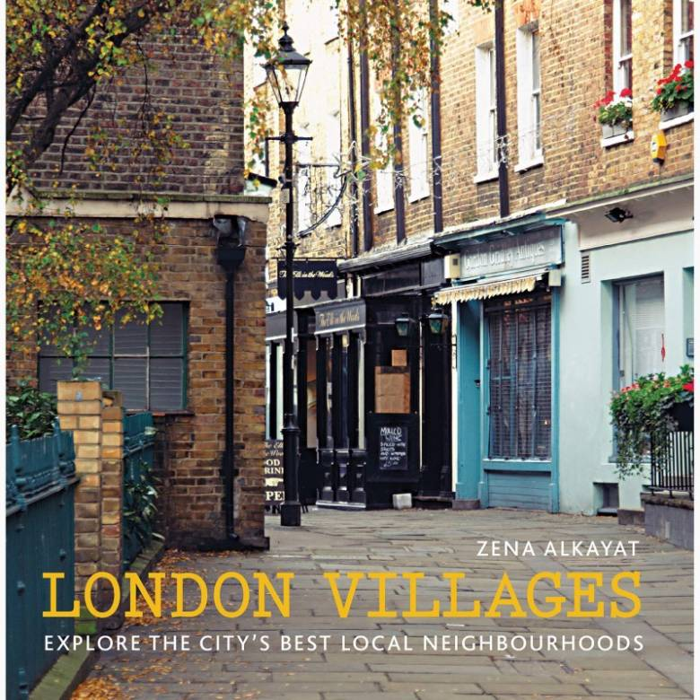 London Villages - Paperback Book