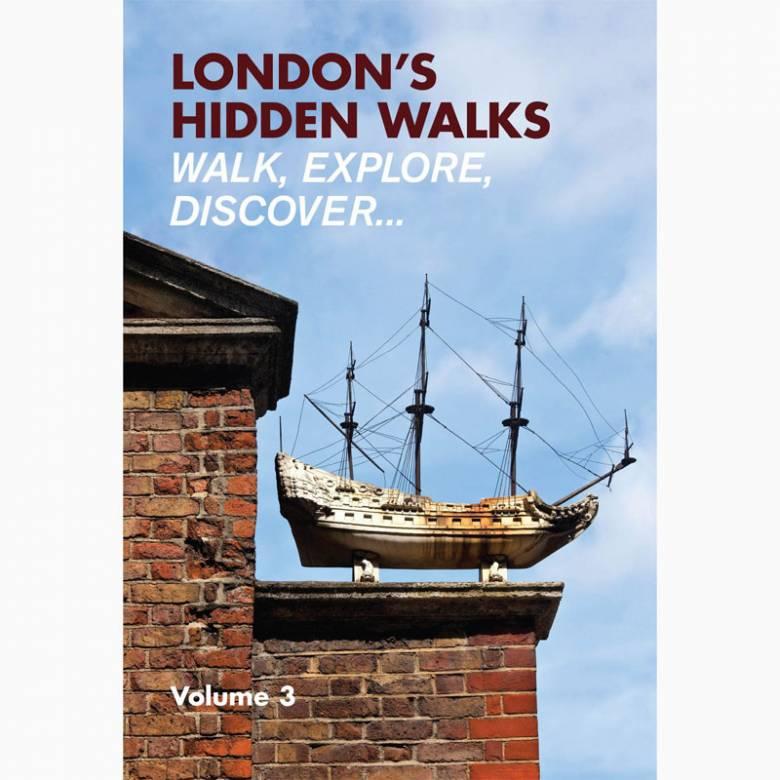Londons Hidden Walks Vol 3 - Paperback Book
