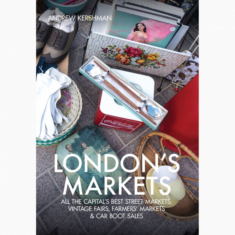 Londons Markets - Paperback Book