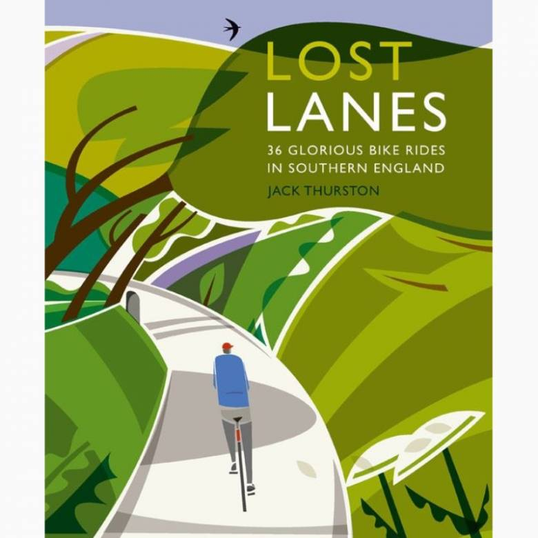 Lost Lanes In Southern England - Paperback Book