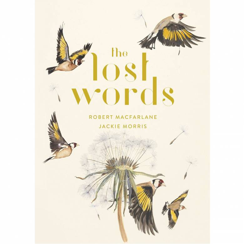 The Lost Words - Hardback Book