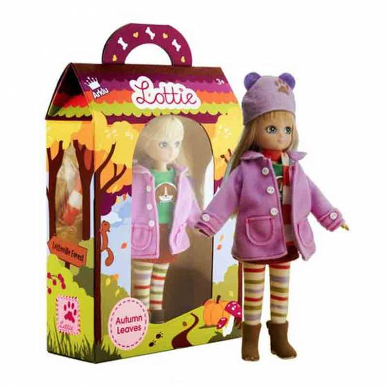 Autumn Leaves Lottie Doll 3yr+