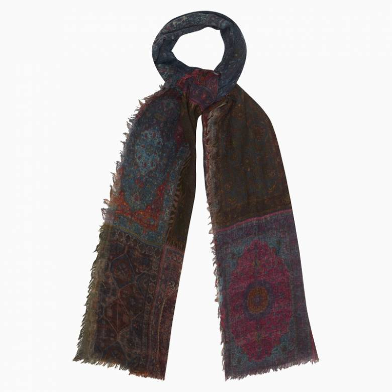 Lucca Wool Scarf By Jo Edwards