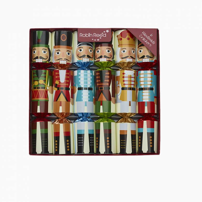 Luxury Nutcracker Soldier Crackers