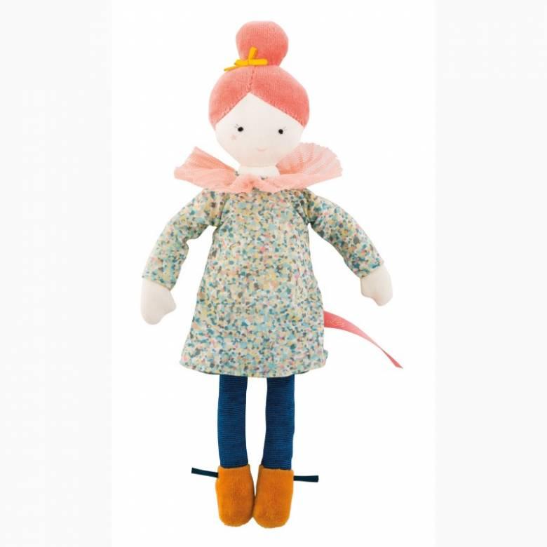 Mademoiselle Agathe Soft Doll Les Parisiennes 1+