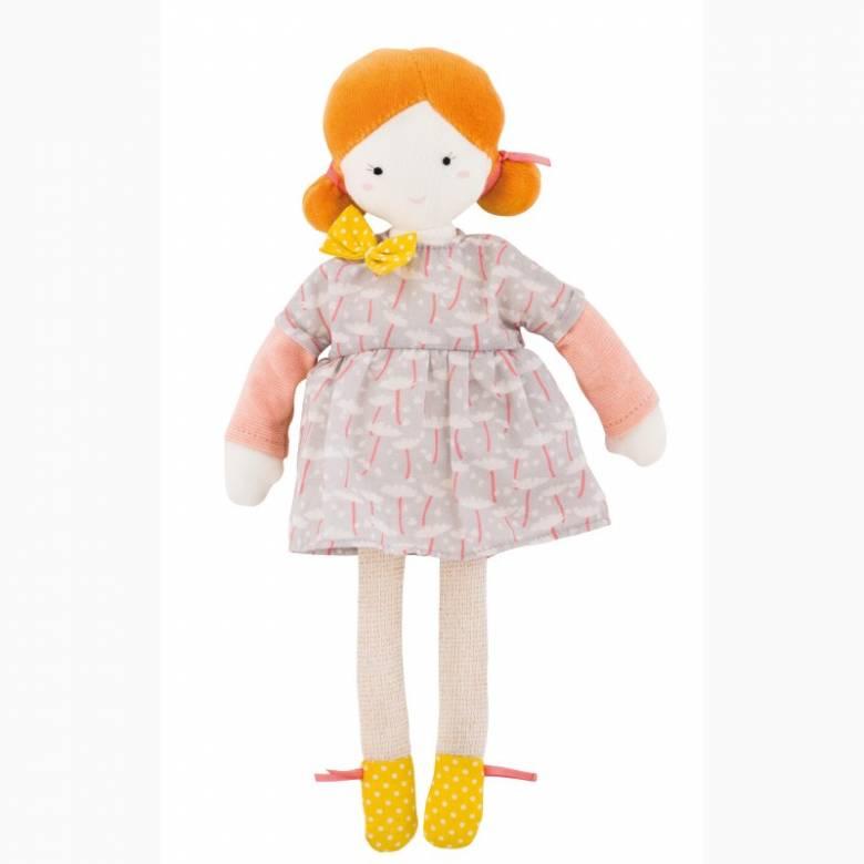 Madmoiselle Blanche Soft Doll Les Parisiennes 1+
