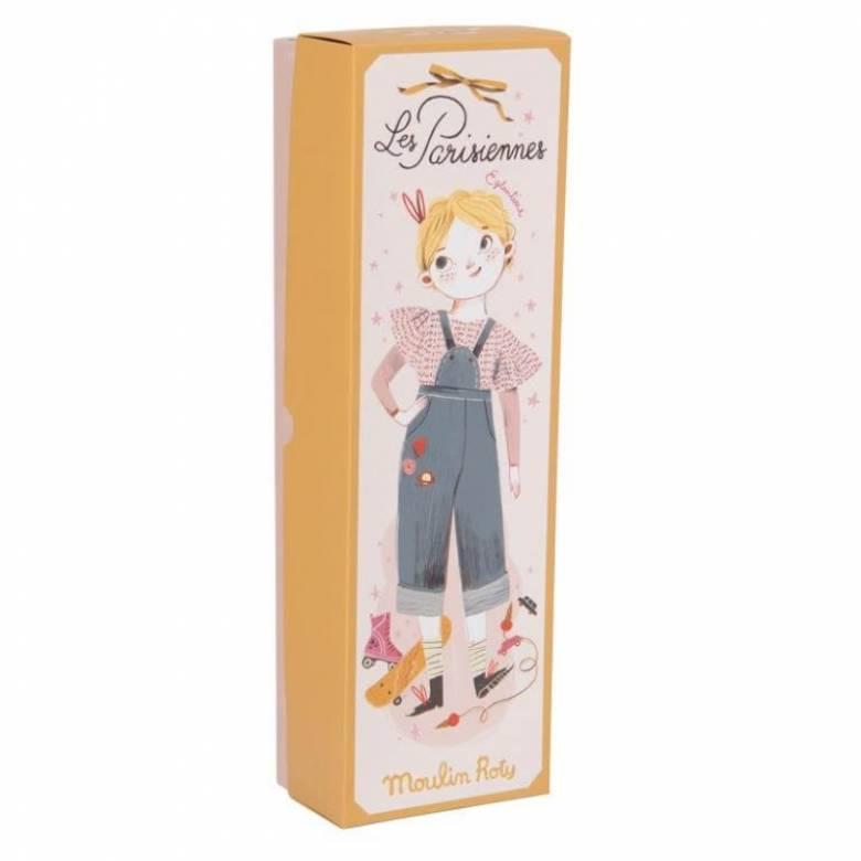 Mademoiselle Eglantine Les Parisiennes Doll 1+