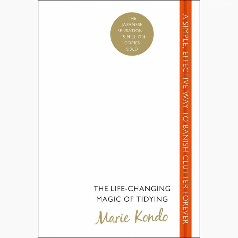 Life Changing Magic Of Tidying By Marie Kondo - Paperback Book