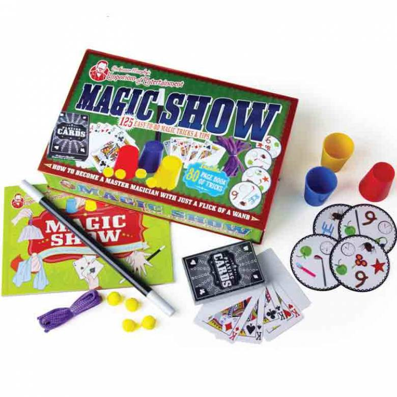 Magic Show Box Set 6+