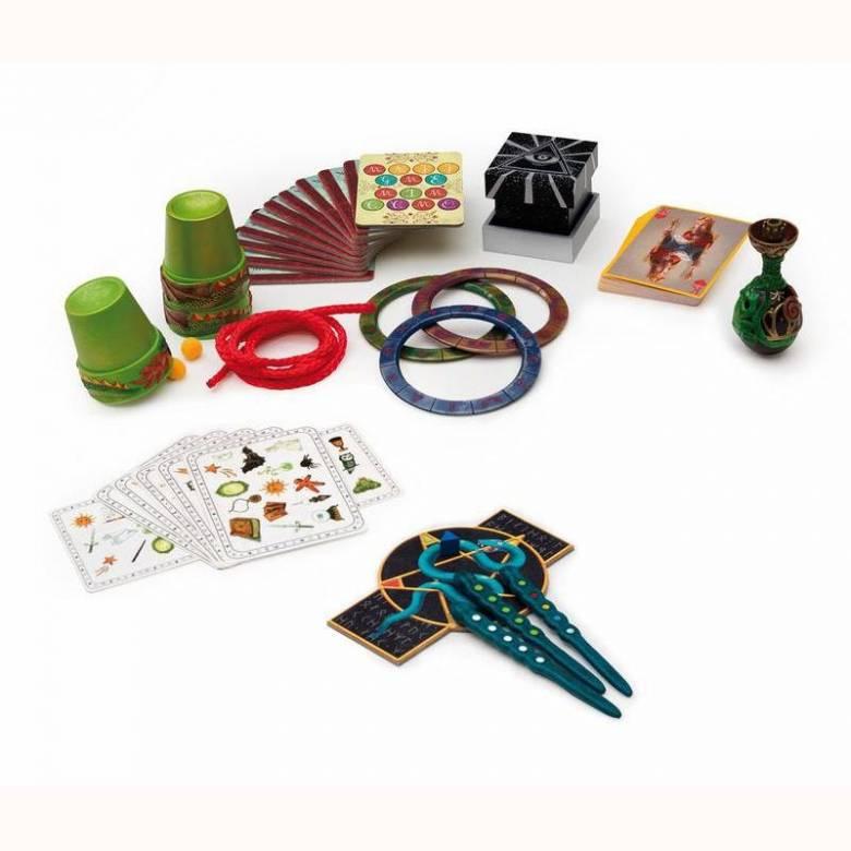 Magicam Magic Compendium By Djeco 8+