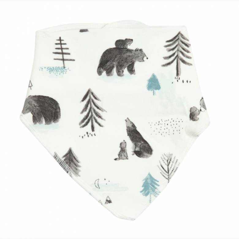 Mama And Cubs Bandana Bib