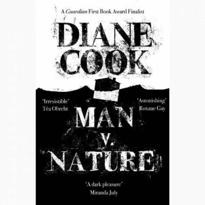 Man V Nature - Paperback Book