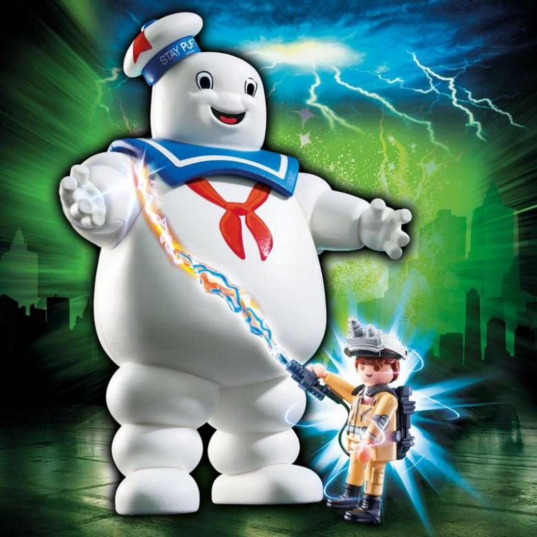 Ghostbusters™ Stay Puft Marshmallow Man Playmobil 9221 6+