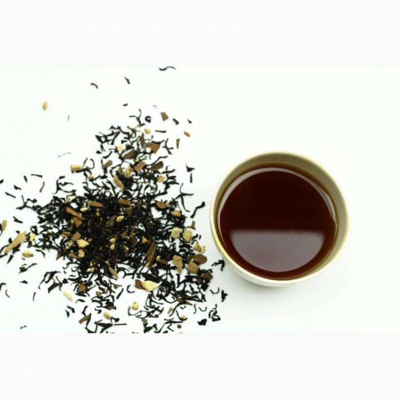 Tiosk Masala Chai Loose Leaf Black Tea 100g