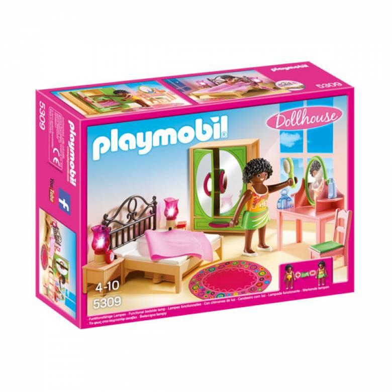 Master Bedroom Playmobil 5309