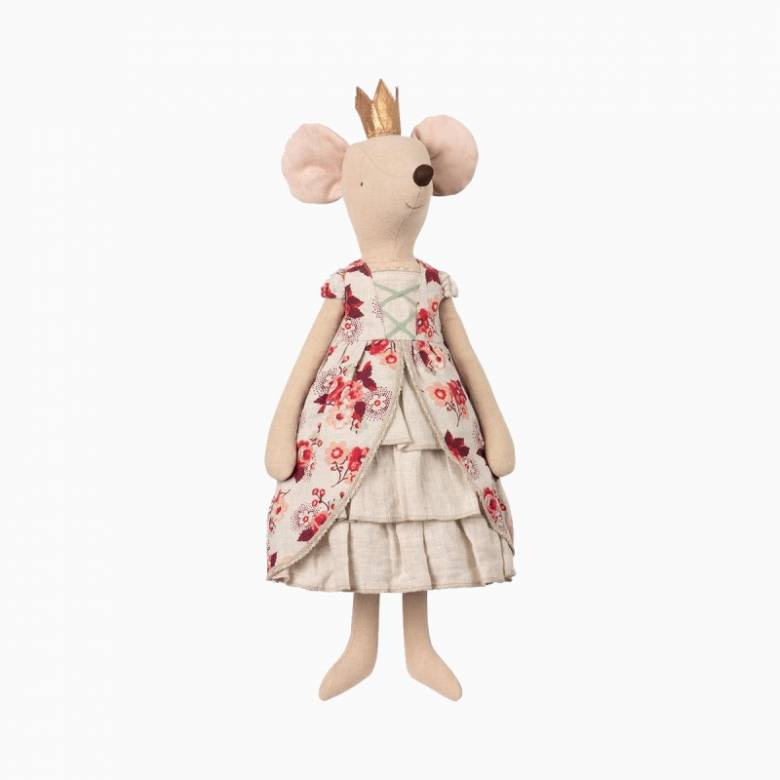 Maxi Princess Mouse Soft Toy 0+