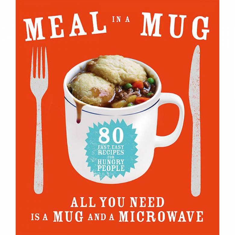 Z DISC Meal In A Mug Recipe Book