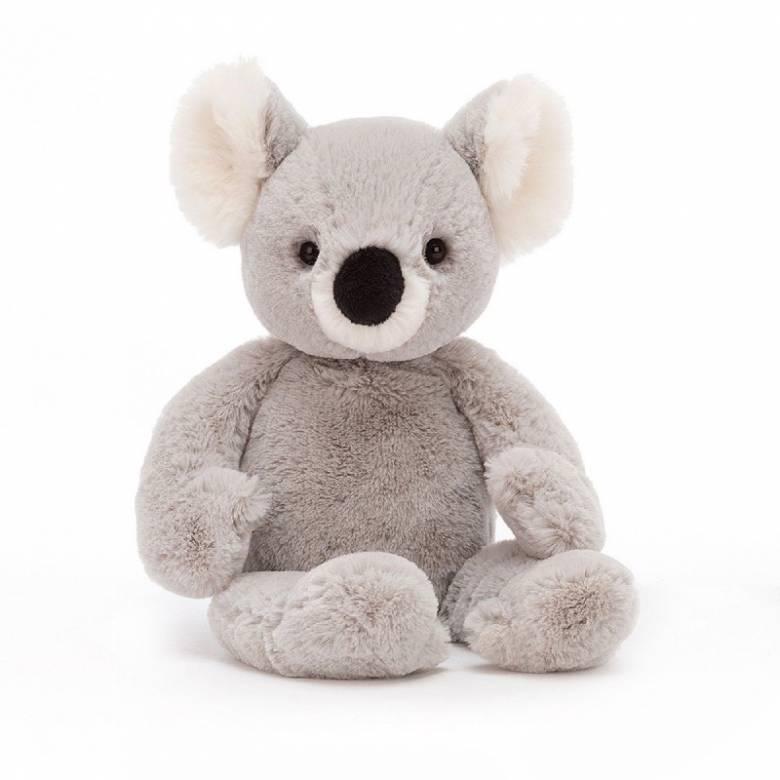 Small Benji The Koala Bear Soft Toy By Jellycat