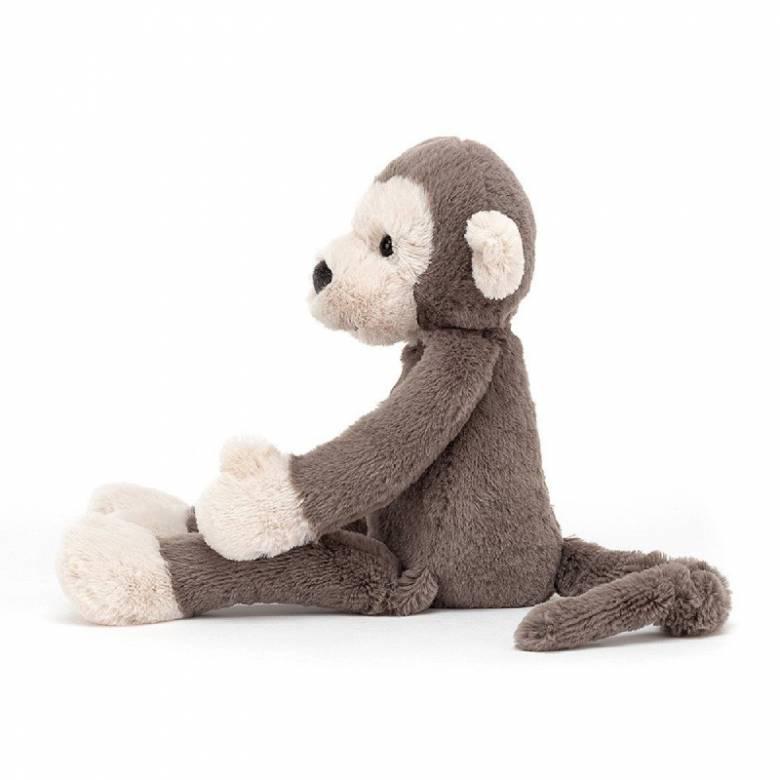 Medium Brodie The Monkey Soft Toy By Jellycat