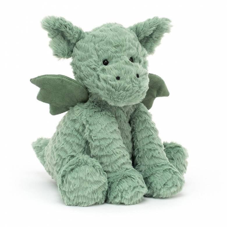 Medium Fuddlewuddle Dragon Soft Toy By Jellycat