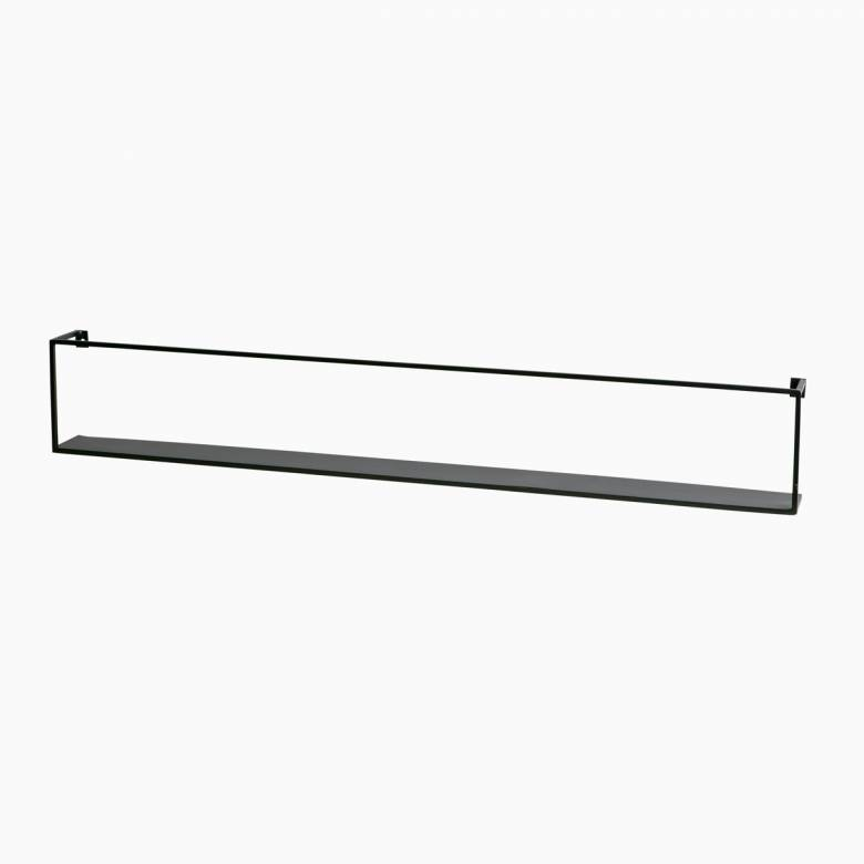 Meert Long Rectangular Wall Shelf