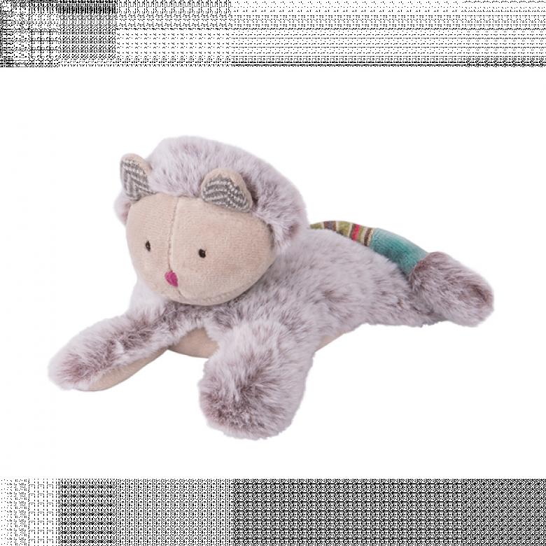 Miauw Cat 19cm Sound Making Soft Toy