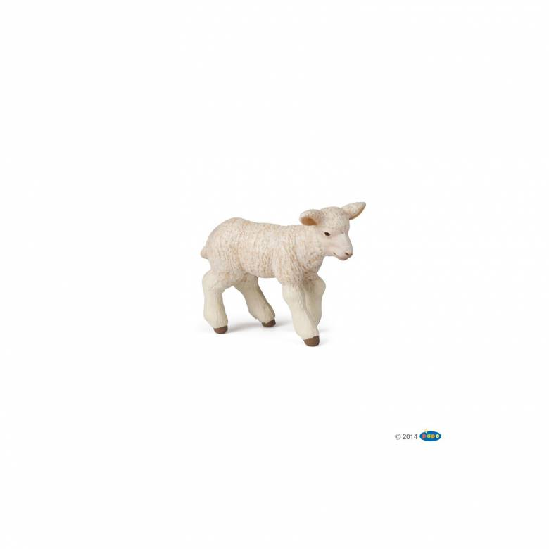 Merinos Lamb - Papo Farm Animal Figure