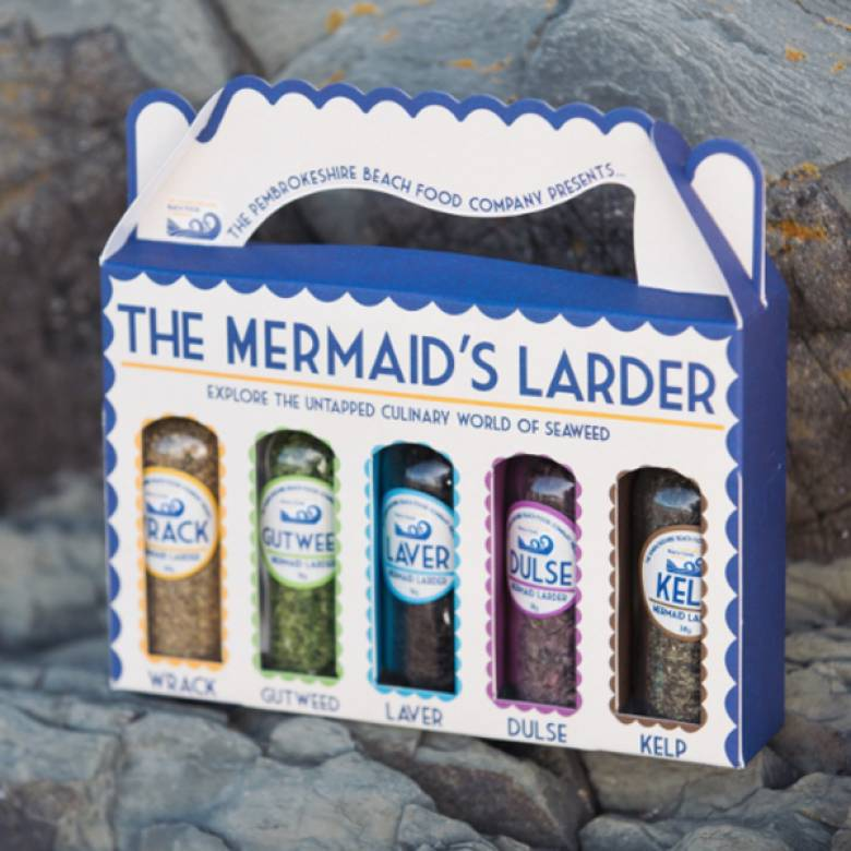 Mermaid's Larder Beach Food