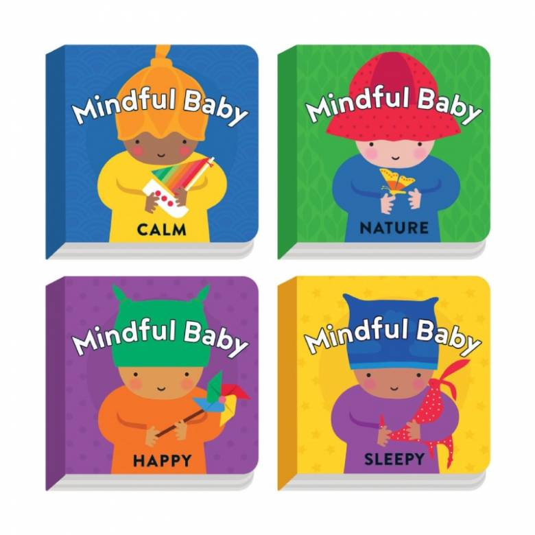 Mindful Baby - Board Book Set
