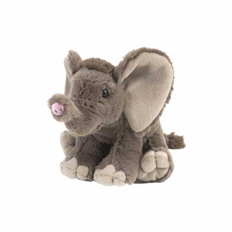 Mini Elephant Soft Toy 20cm