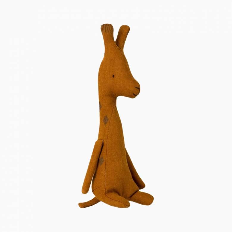 Mini Giraffe Soft Toy Noah's Friends By Maileg 0+