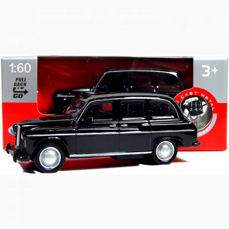 Mini Pullback London Taxi Model Toy 3+