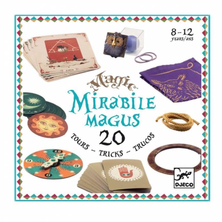 Mirabile Magus Magic Trick Box By Djeco 8+